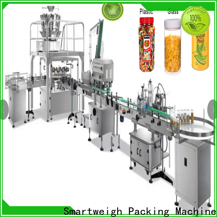 Smartweigh Pack filling machine suppliers for food packing