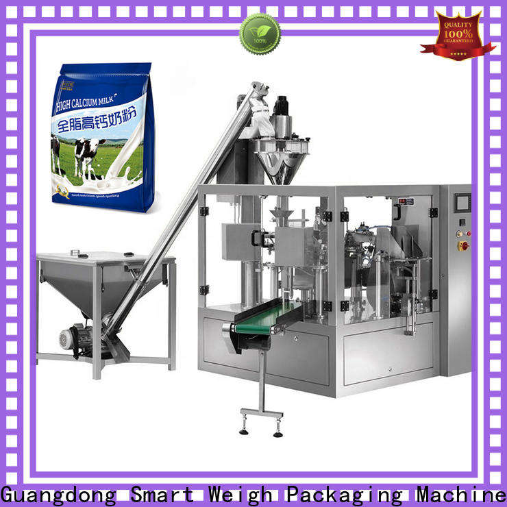 Smartweigh Pack latest haldi powder packing machine manufacturers for meat packing