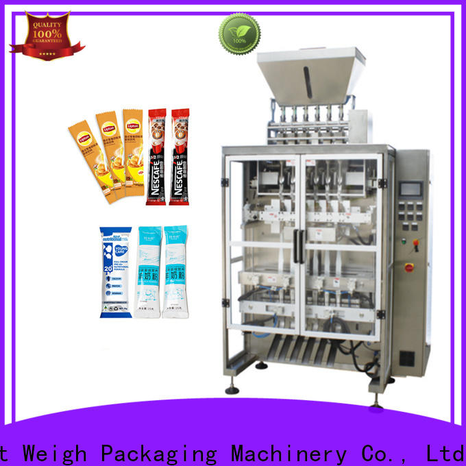 Smartweigh Pack Smart weigh tea powder packing machine price in india for meat packing