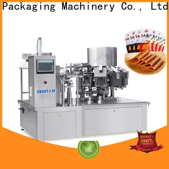 Smartweigh Pack chocolate packaging machine company for food weighing
