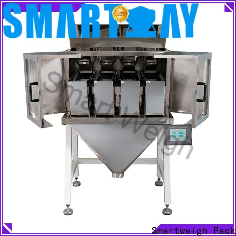 Smartweigh Pack linear weigher for sale factory for food labeling