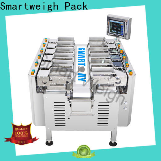 Smartweigh Pack new weight machine suppliers for food packing