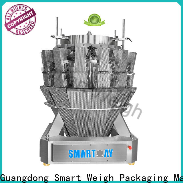 Smartweigh Pack multi weigher from China for foof handling