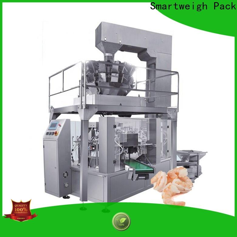 Smartweigh Pack chocolate packaging machine manufacturers for meat packing