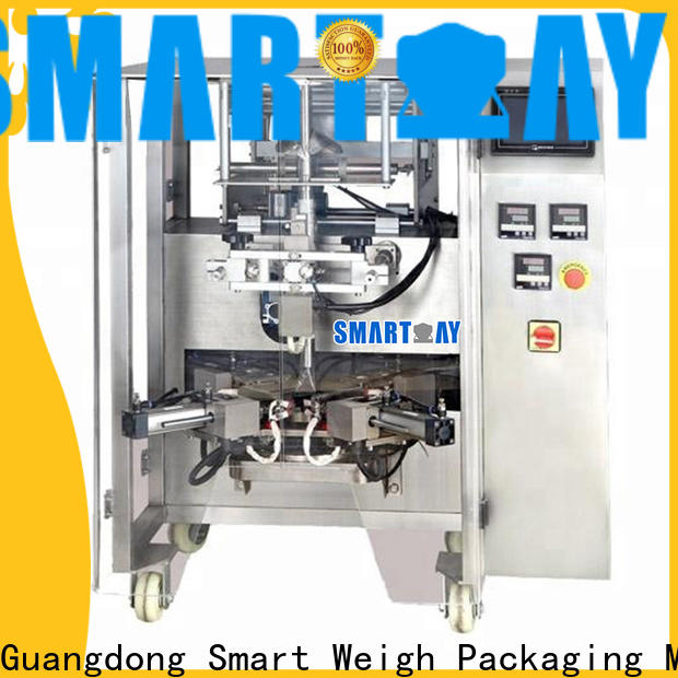 Smartweigh Pack vertical packaging machine factory for salad packing