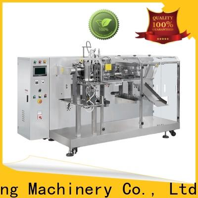 Smart weigh food packaging equipment manufacturers for meat packing