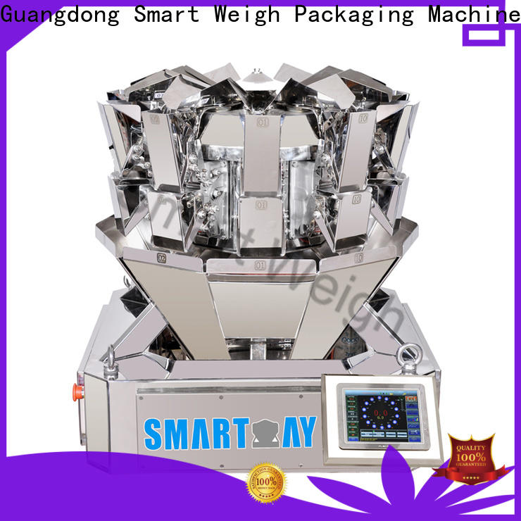 durable multihead weigher platform for business for food packing