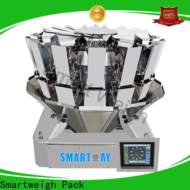 new multihead weigher manual for food weighing