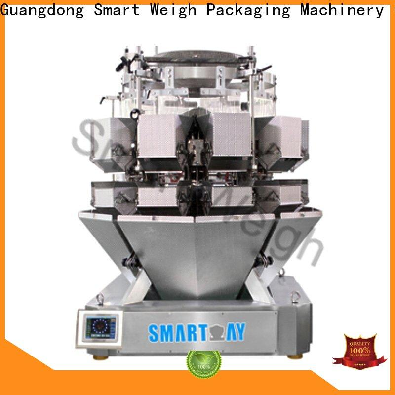 high-quality multihead scale with good price for food labeling