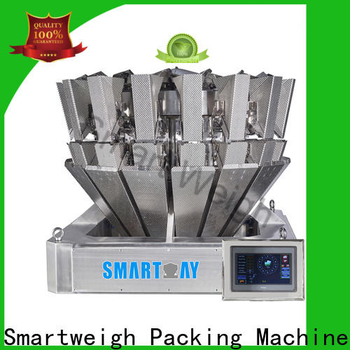 Smartweigh Pack multihead weigher manufacturers india company for foof handling