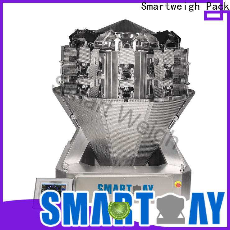 Smart weigh multi weigh systems factory for foof handling