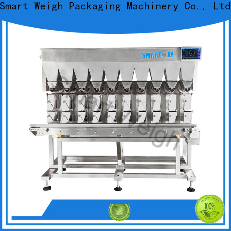 adjustable linear combination weigher order now for food labeling