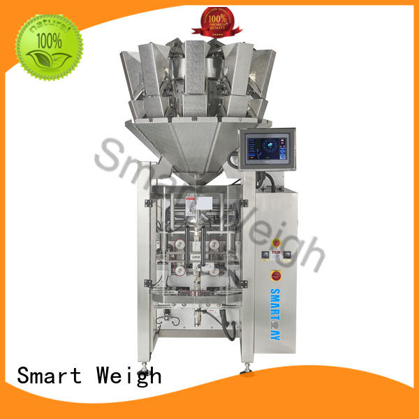 Smart Weigh smart pouch packing machine for food packing