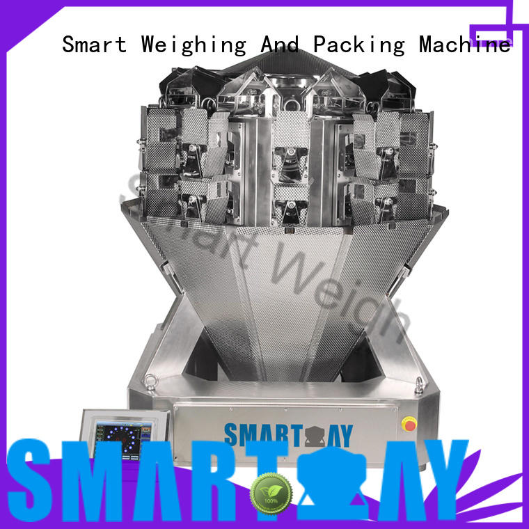 Smart Weigh best-selling multi head combination weigher directly sale for food weighing