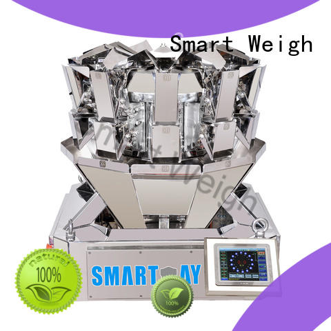 accurate multihead weigher salad for food labeling Smart Weigh