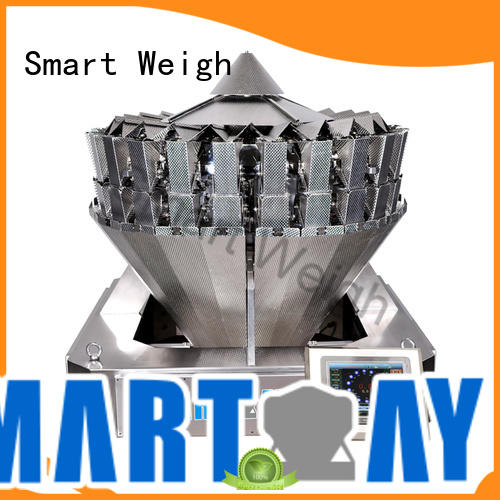 multihead weigher packing machine discharge speed Smart Weigh Brand company