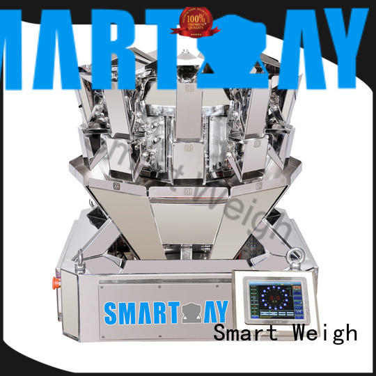 Smart Weigh Brand smart mini speed custom multihead weigher packing machine