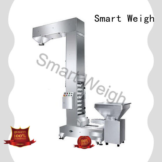 table elevator conveyor China manufacturer for food packing Smart Weigh