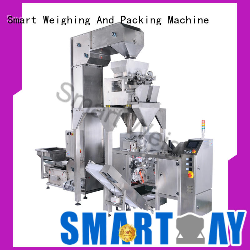 Smart Weigh accurate smart packaging system in bulk for foof handling