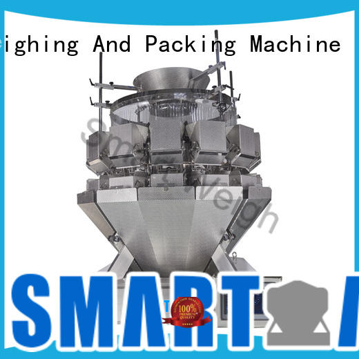 Smart Weigh weigher multihead weigher with good price for food weighing