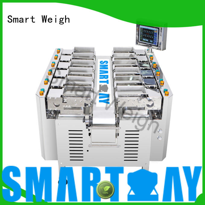 Smart Weigh adjustable electronic weighing machine factory price for foof handling