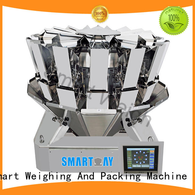 Smart Weigh large electronic weighing machine directly sale for food labeling