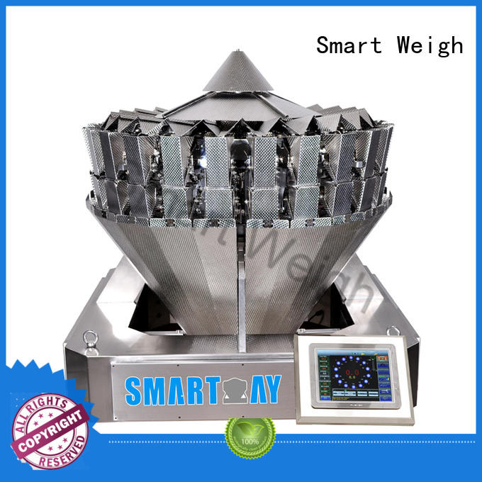 smart large multihead weigher speed Smart Weigh Brand