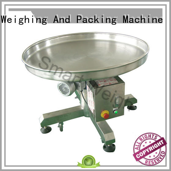 aluminum work platform working output working platform Smart Weigh Brand