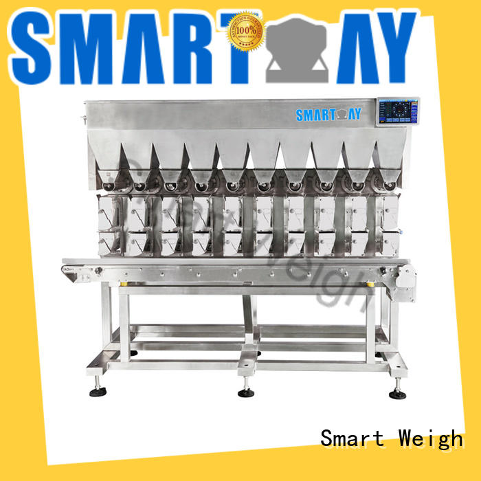 Smart Weigh precise linear weigher machine linear for food packing
