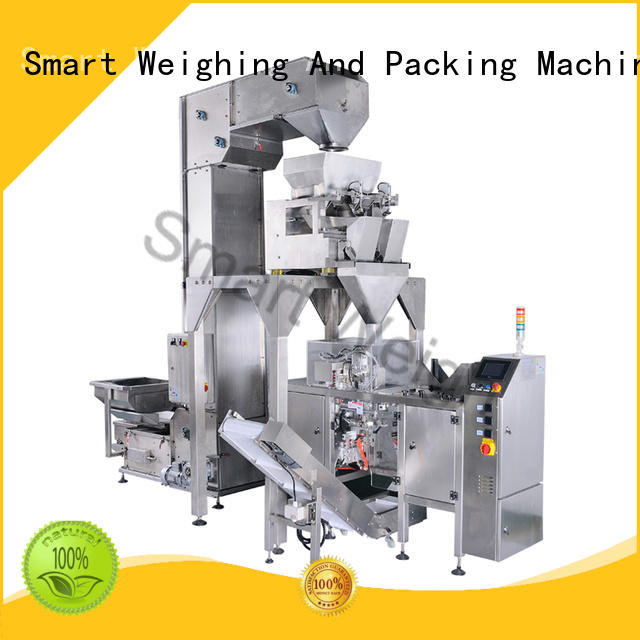 Smart Weigh Brand machine linear bag automated packaging systems
