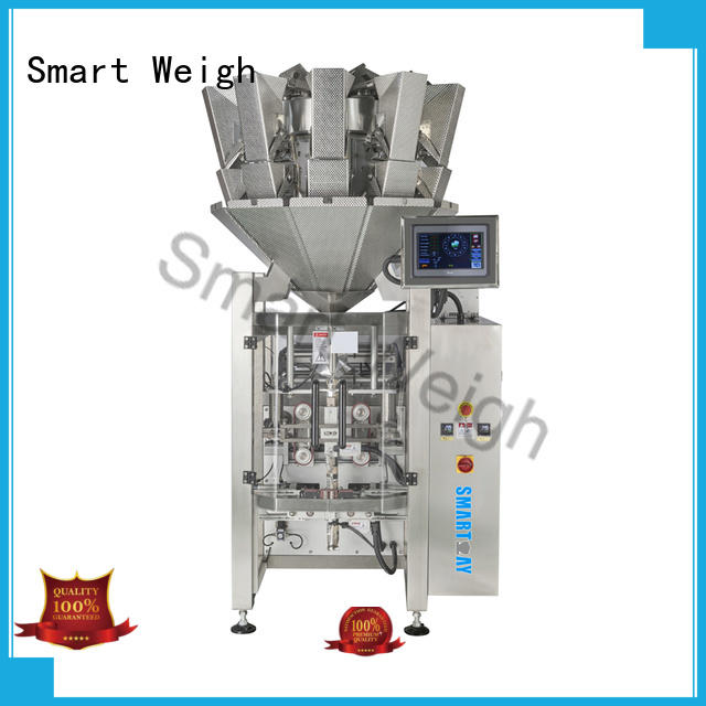 Smart Weigh inexpensive packaging machine with good price for food packing