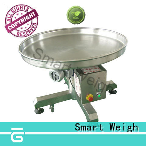 Smart Weigh steady work platform ladders order now for food packing