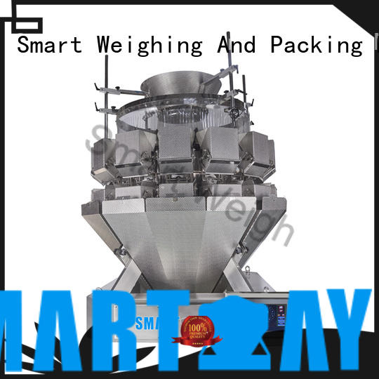 adjustable chinese multihead weigher mini from China for food labeling