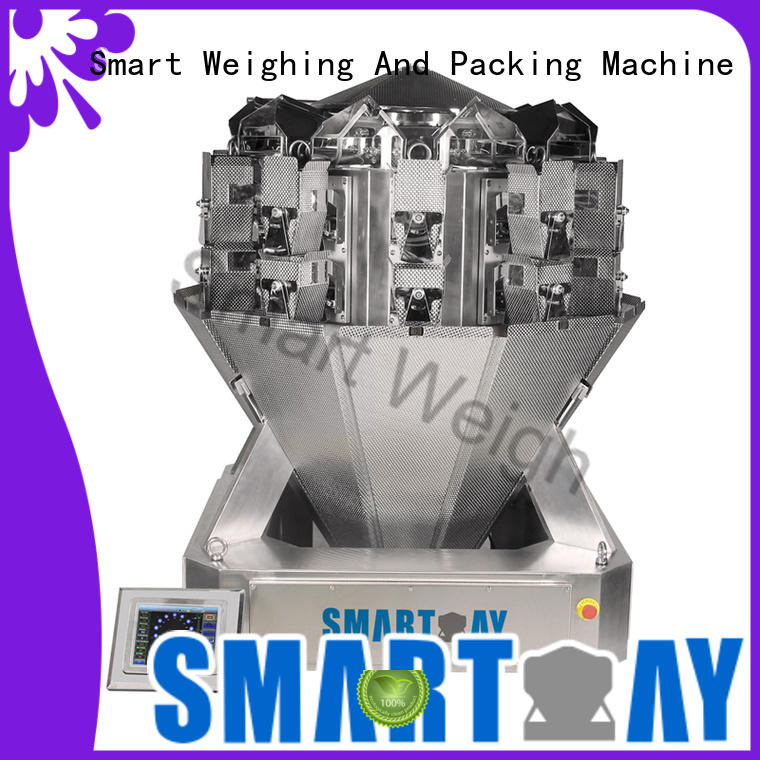 Smart Weigh inexpensive multihead weigher with good price for food packing