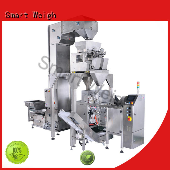 Smart Weigh SW-PL8 Linear Weigher Premade Bag Packing System