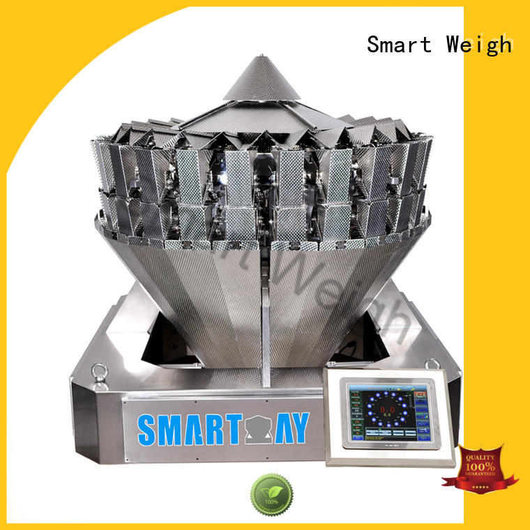 Custom speed multihead weigher salad Smart Weigh