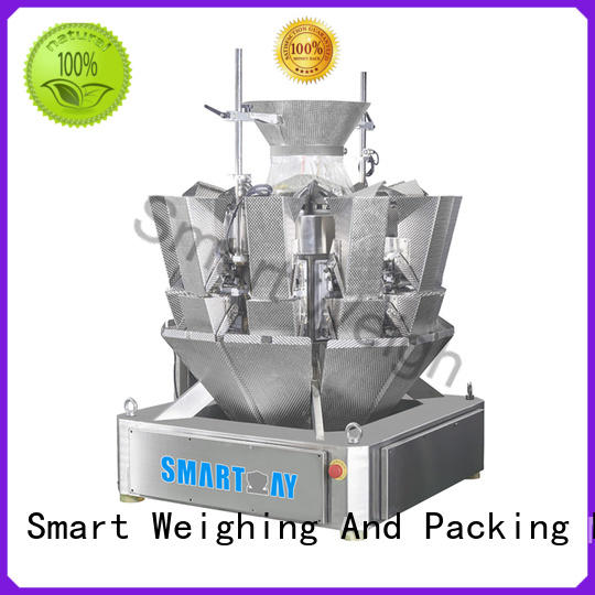 multihead weigher packing machine smart accurate multihead weigher manufacture