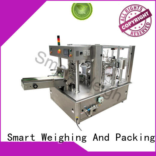 Smart Weigh advanced pouch packing machine factory price for food packing