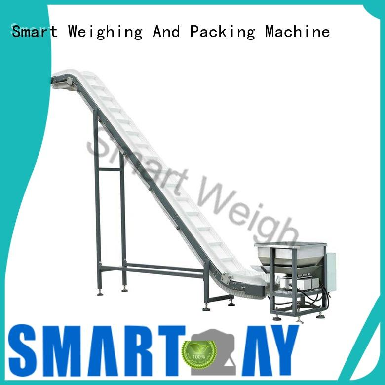 Smart Weigh easy operating working platform order now for food weighing