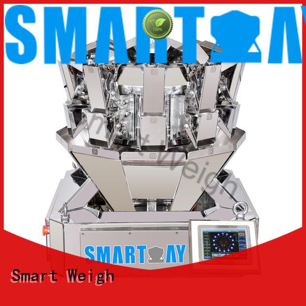 discharge mini multihead weigher screw Smart Weigh