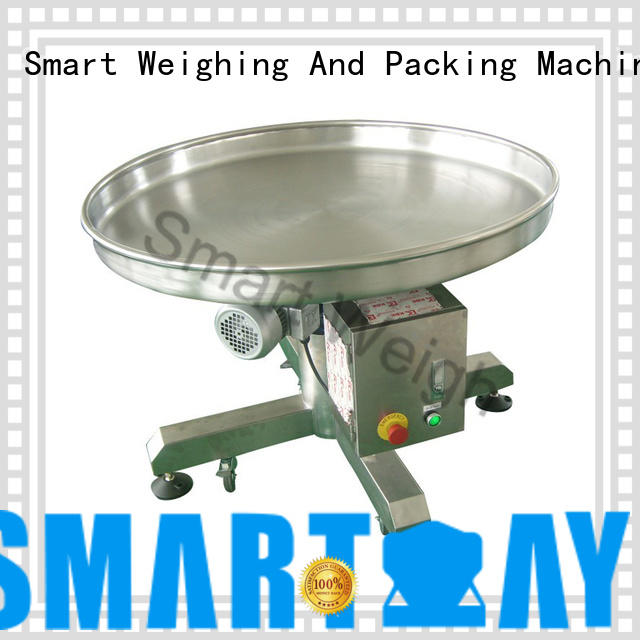 Smart Weigh accurate work platform ladders order now for food weighing