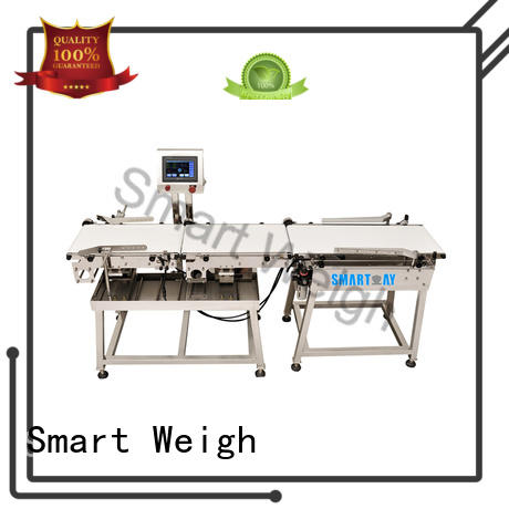 stable check weigher machine weigh factory price for food weighing