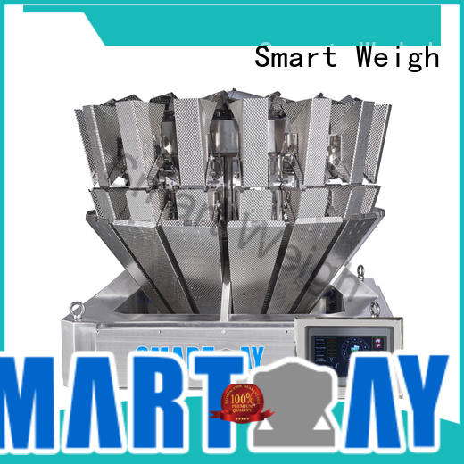 multihead weigher packing machine salad mini Warranty Smart Weigh