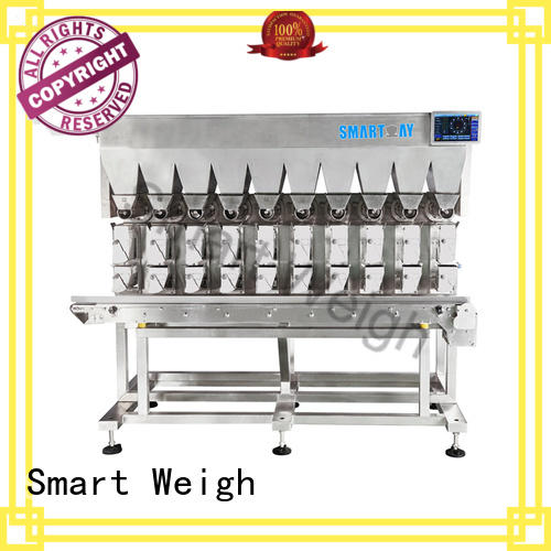 Smart Weigh accurate pouch packing machine weigh for food weighing