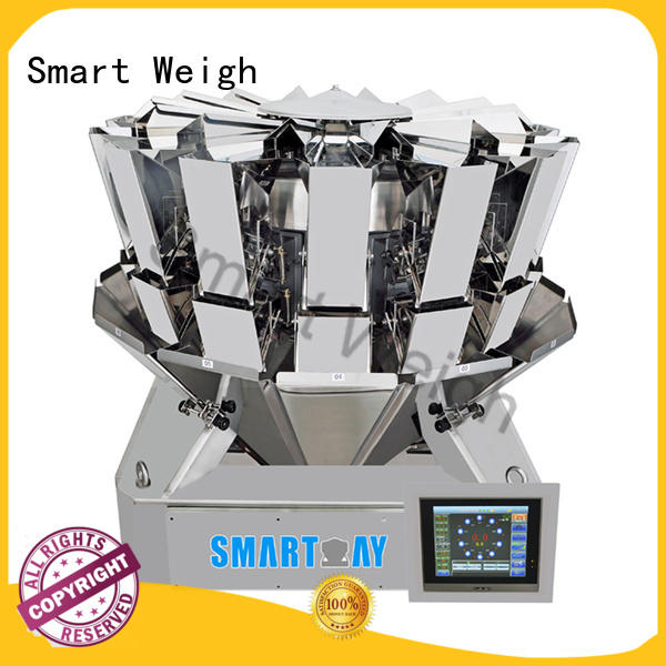 Smart Weigh durable packing machine with good price for food weighing