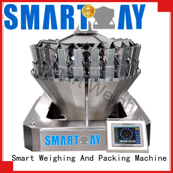 Smart Weigh multi head scale directly sale for food packing