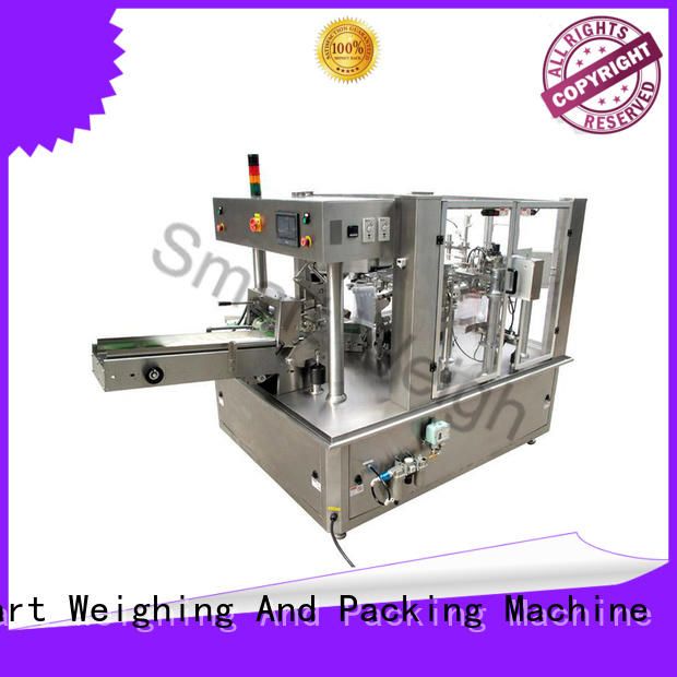 Smart Weigh high quality seal packing machine factory price for food labeling