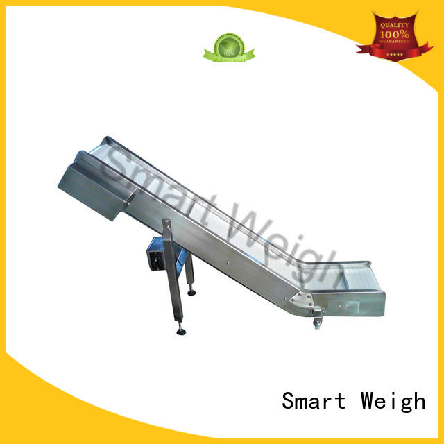 Smart Weigh precise bucket conveyor in bulk for food labeling