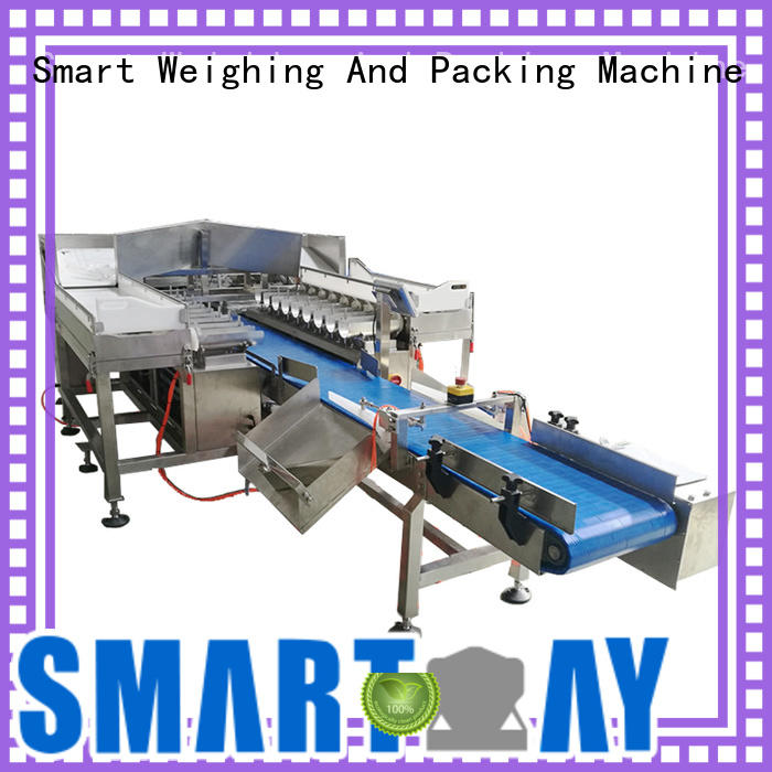 Smart Weigh accurate linear combination weigher order now for foof handling