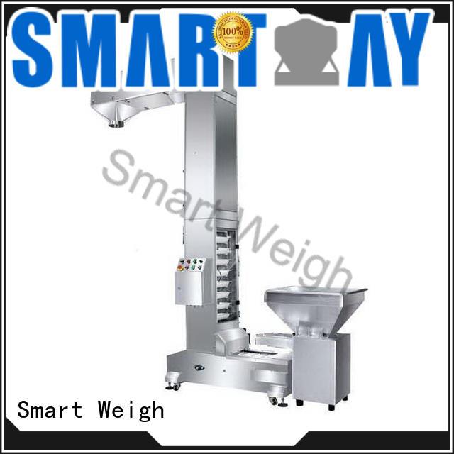 Smart Weigh bucket work platform ladders customization for foof handling